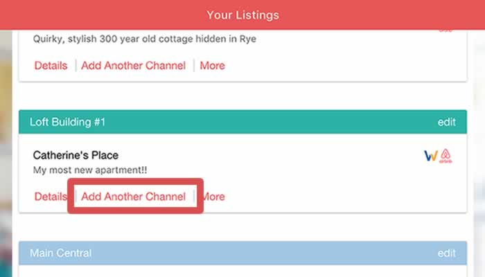 Add Another Channel to Your Porter App