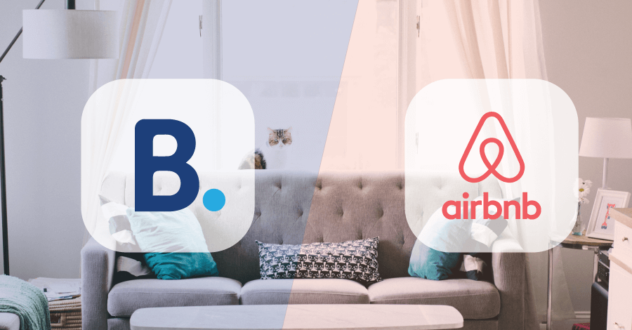 Airbnb vs Booking.com