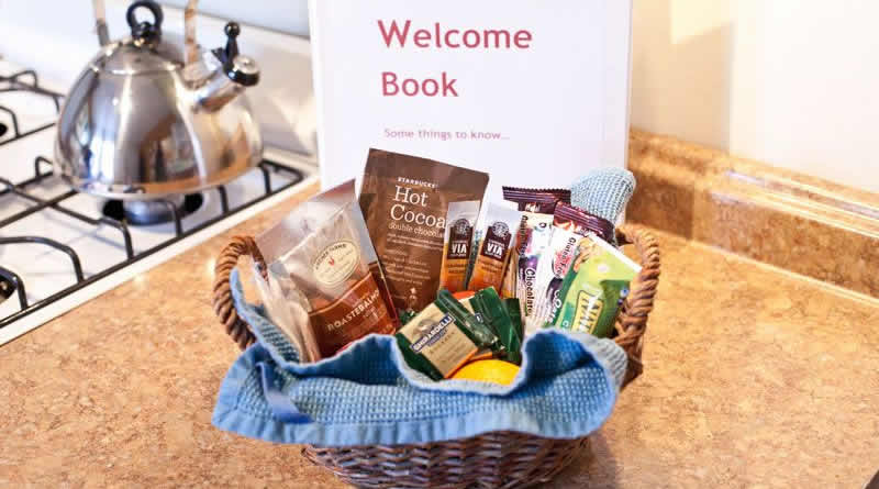 Welcome Pack Airbnb