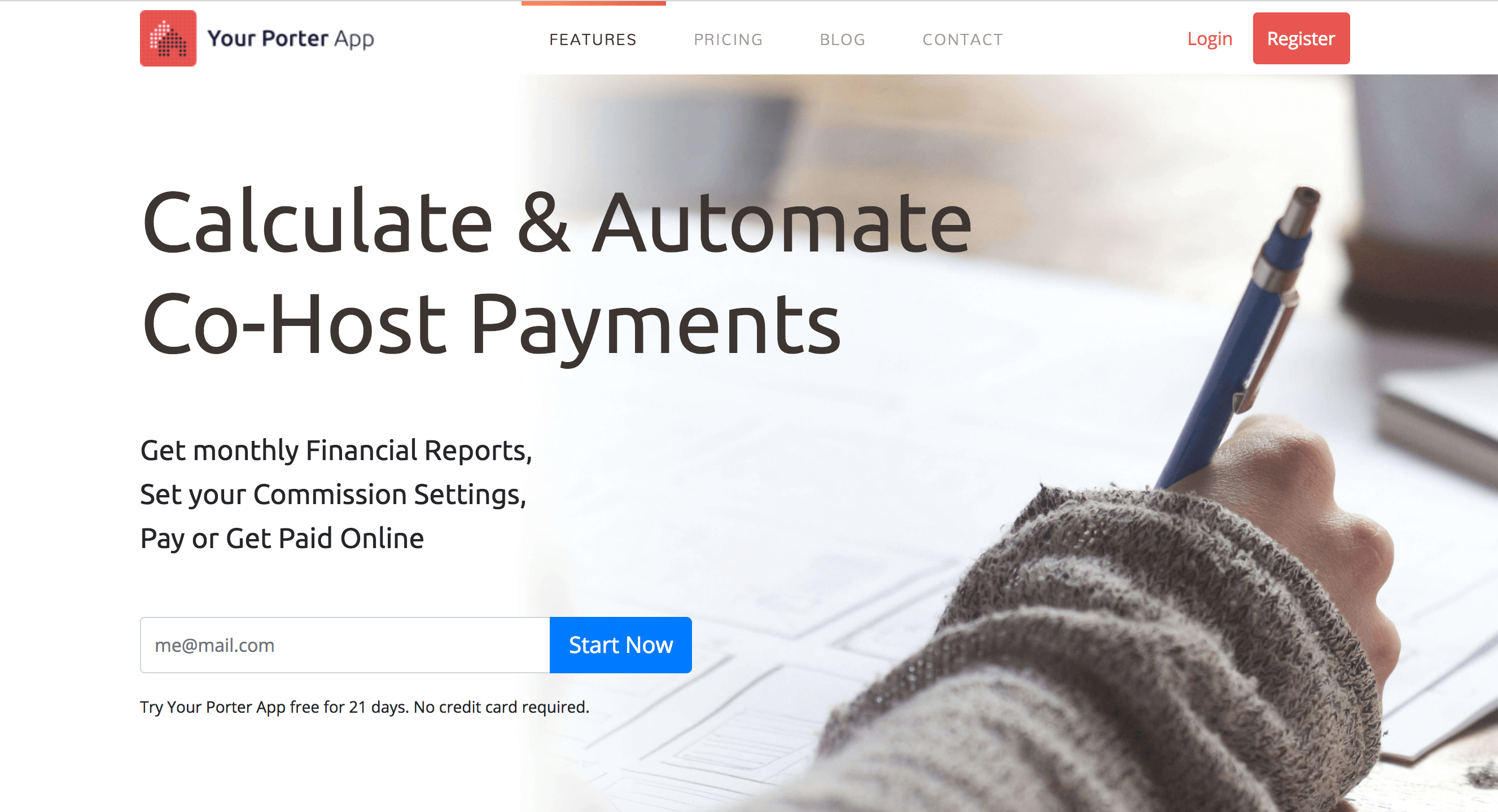 Income Reports and Co-host Payments