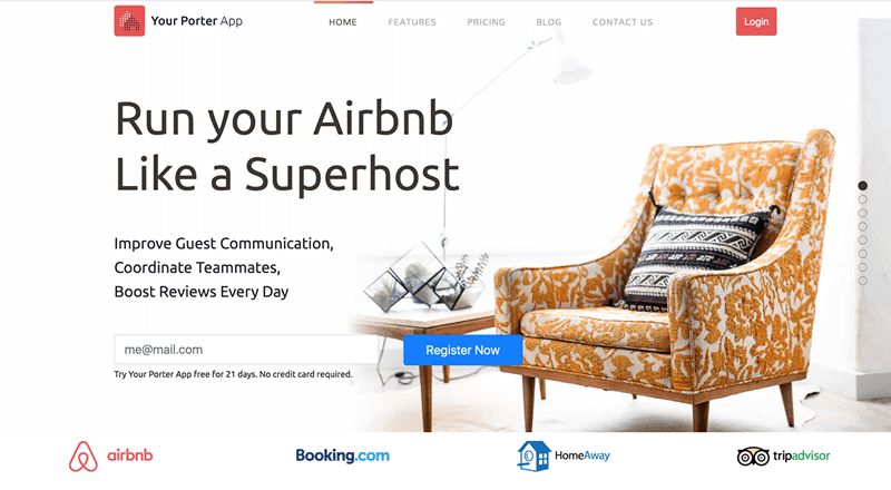 how to delete your airbnb account on the app